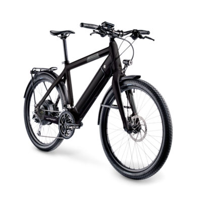 Stromer Electric Bike (Black)
