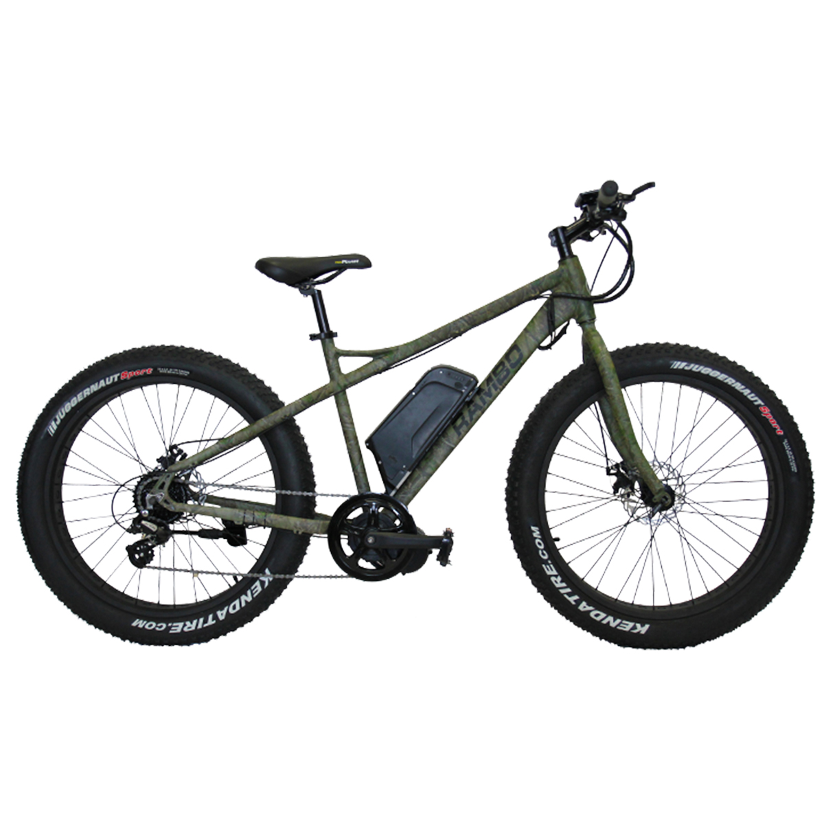 Rambo Camo E-Bike