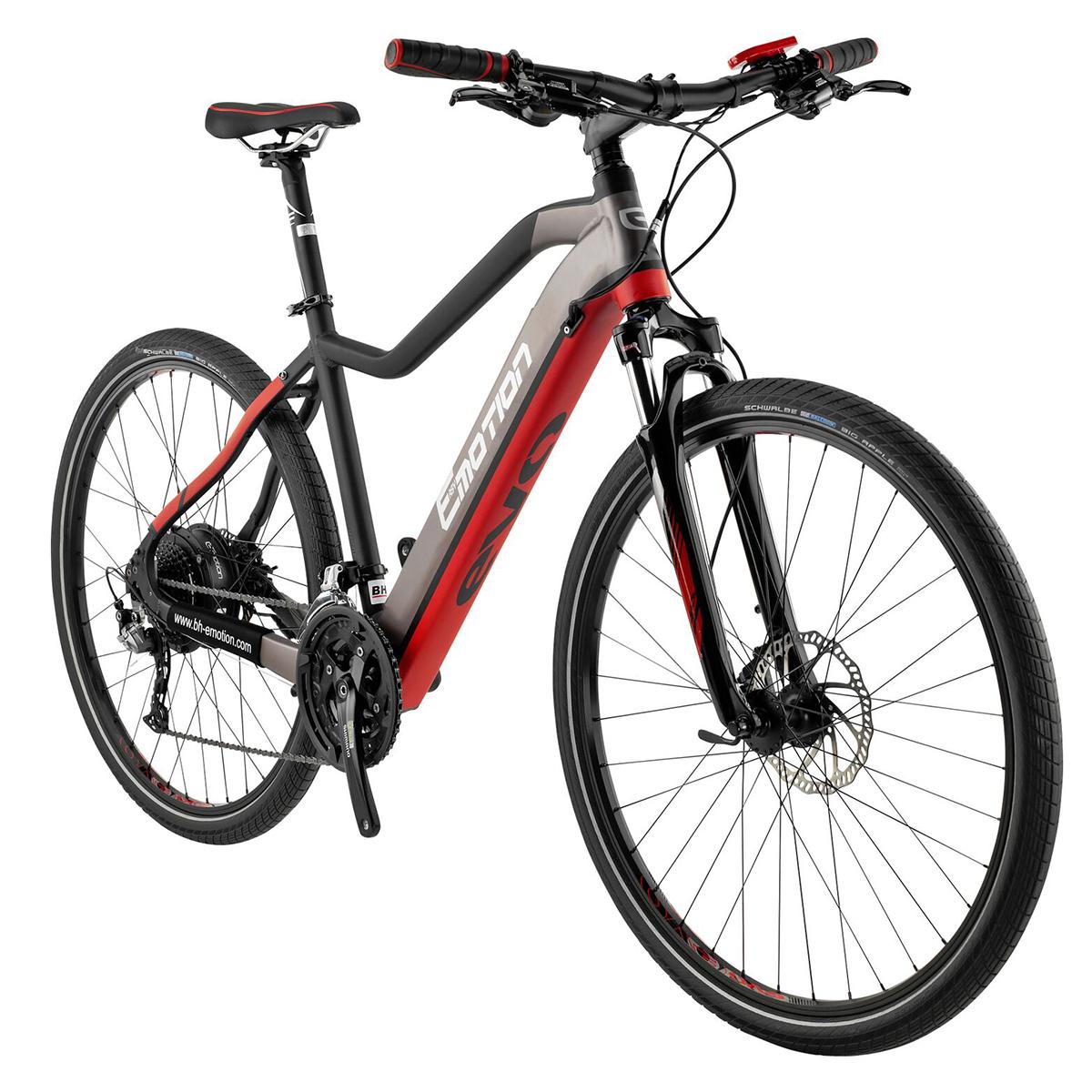 EVO Cross Bike 1