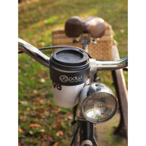 Cup Holder For Electric Bike