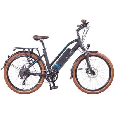 Magnum Metro LS Electric Bike Black Frame