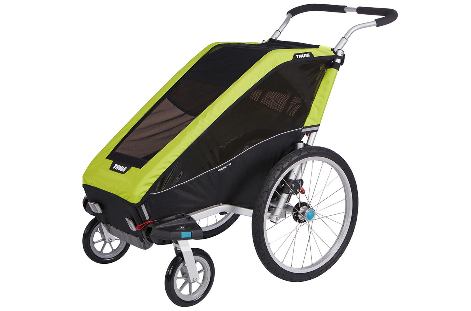 Thule Chariot Cheetah XT | E-Bikes of Holmes County LLC