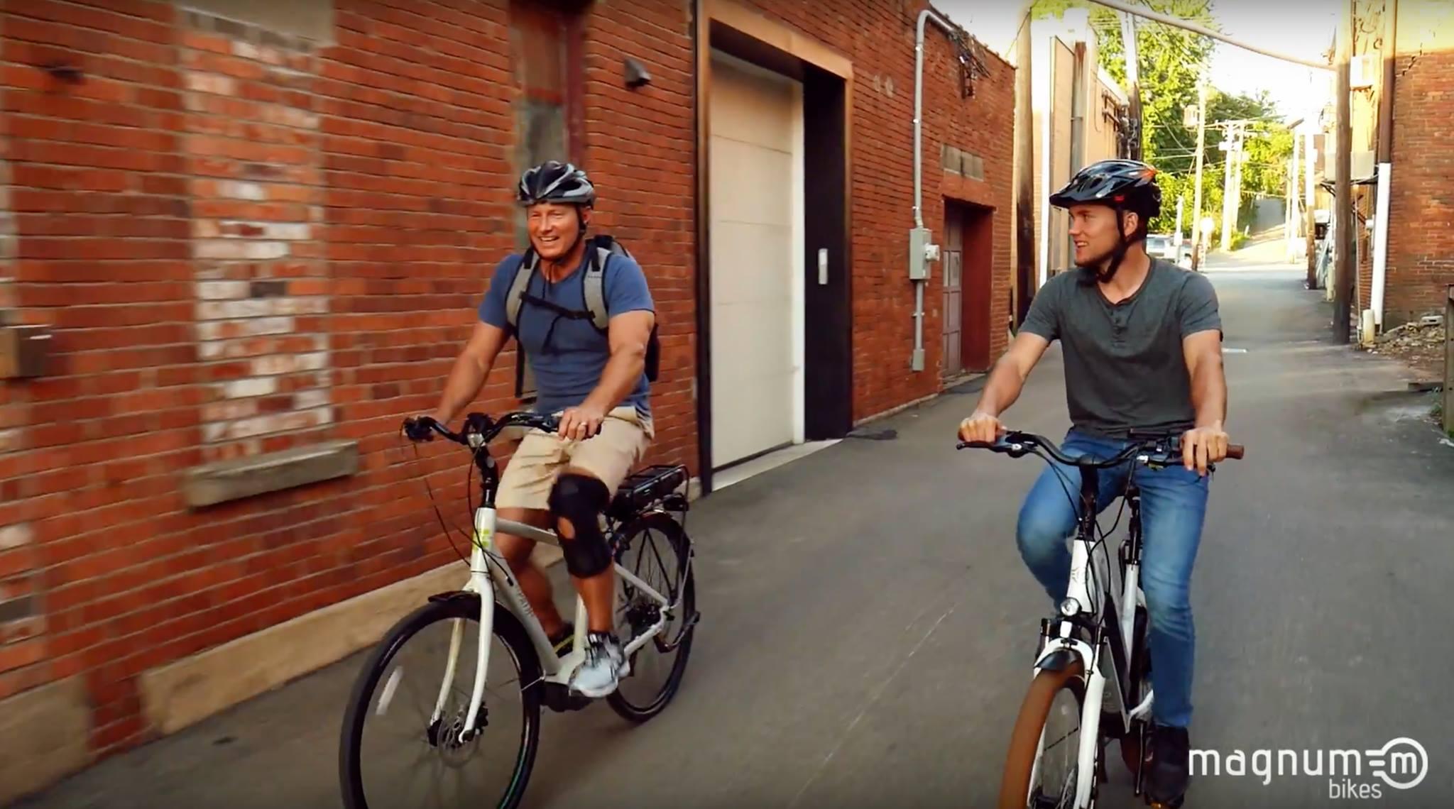 E-bikes Promo Video