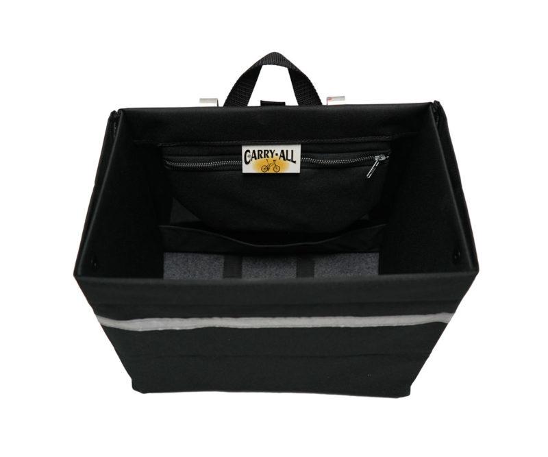 Inside Carry-All Bike Storage Bag