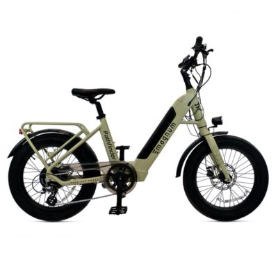 Magnum Electric Bike Sand Tan Pathinder