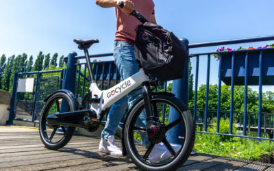The Folding E-bike: Easy to Pack for Your Next Adventure